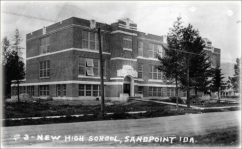 Old Sandpoint High School